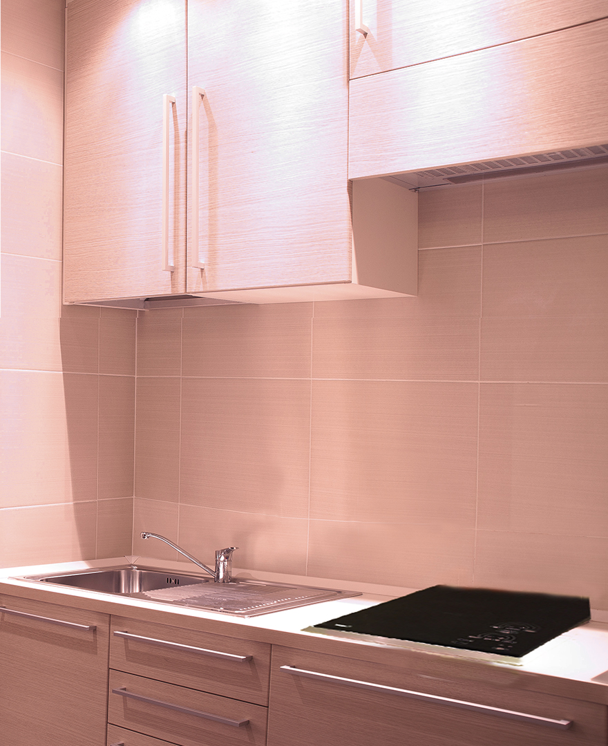 Kitchenette in Vacation Rental