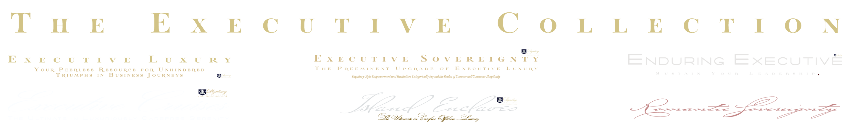 Executive Collection by Dignitary Discretion