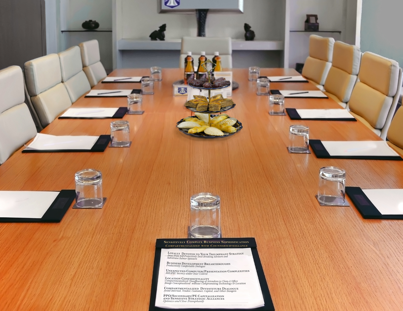 Covert Boardroom Conference Room Las Vegas with No Credit Check